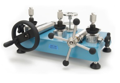 Hydraulic Ultra-High Pressure Calibration Pump